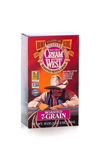 Cream of the West Roasted 7-Grain Cereal (3) (7 Cereal Hot Grain)