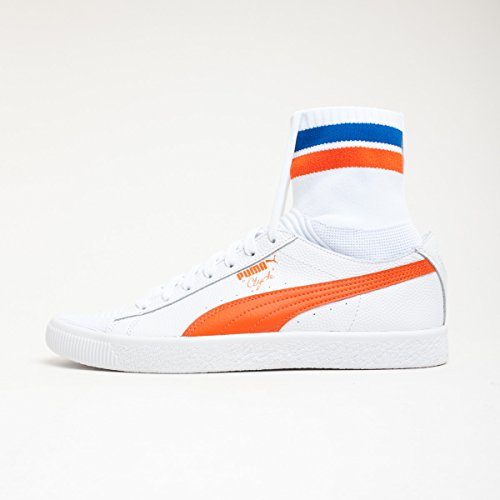 Puma , Chaussures de skateboard pour homme WHITE SCARLET WHITE