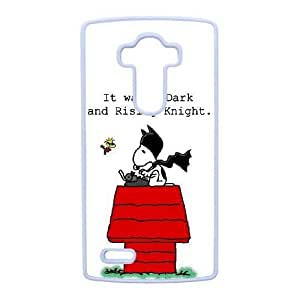 LG G4 Phone Case White Snoopy WE1TY732265