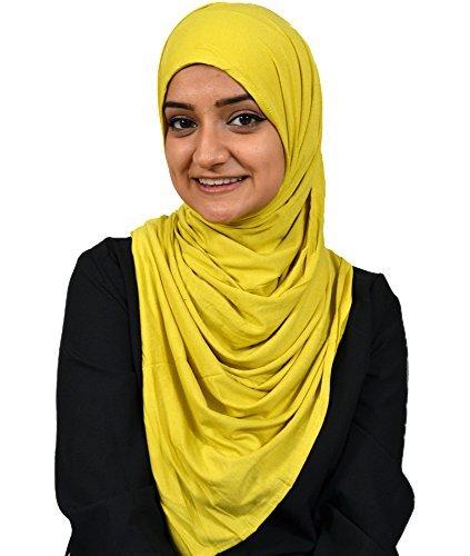 Hijab ista Womens Solid Jersey Hijab product image
