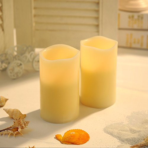 LED Flameless Candles 2 Pieces 3