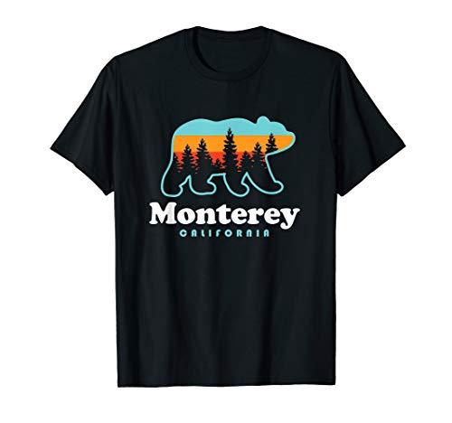 Monterey California - Bear Monterey T-Shirt
