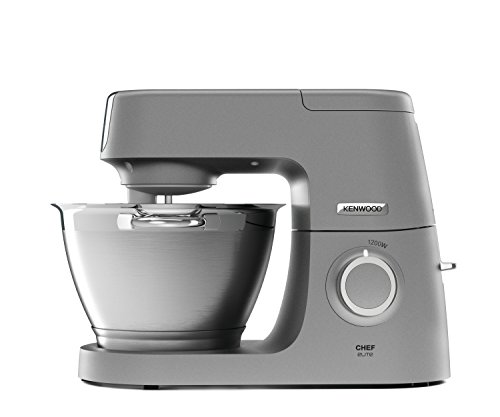 Kenwood KVC5100S Chef Elite Kitchen Machine, 4.6 Litre, 1200W