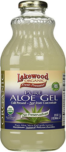Lakewood, Organic Aloe Vera Gel Juice, 32 (Floridas Natural Fruit Juice)