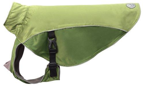 Cheap Doggles Dog Coat, Large, Green