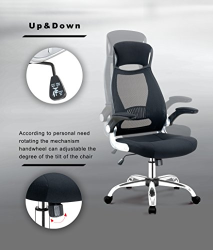 41BMjYNLgIL - Racing-Style-High-back-Office-Chair-Gamer-Chair-Ergonomic-Mesh-Computer-Chair-Computer-Task-ChairExecutive-Swivel-Chair