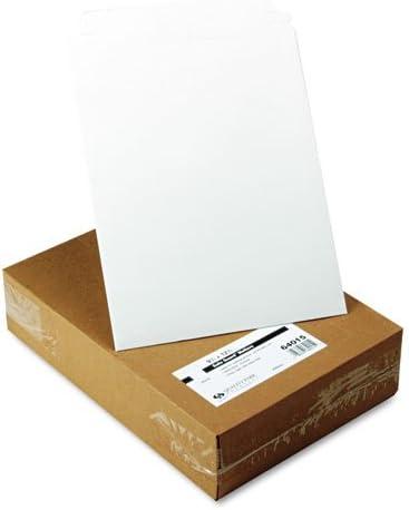 Portadocumentos para fotos o documentos, con costuras laterales, 9 3/4 x 12 1/2, color blanco, 25 por caja: Amazon.es: Oficina y papelería