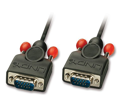 Lindy VGA-connectionCable Without ferrite core HD Plug 15-pol
