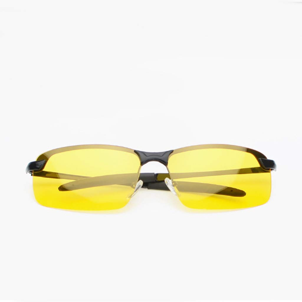 Driving Glasses Night Vision Anti Glare Drivers Polarized UV400 By WDM