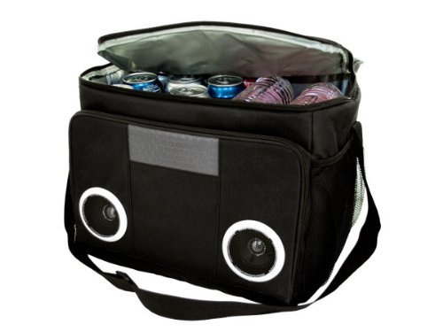 MP3 Speaker Cooler Bag by CTM® by CTM