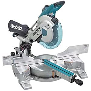 Makita LS1016L-R 10 in. Dual Slide Compound Miter Saw with Laser (Certified Refurbished)