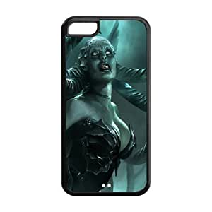 Fashion Magic The Gathering Personalized iPhone 5C PC Silicone Case Cover