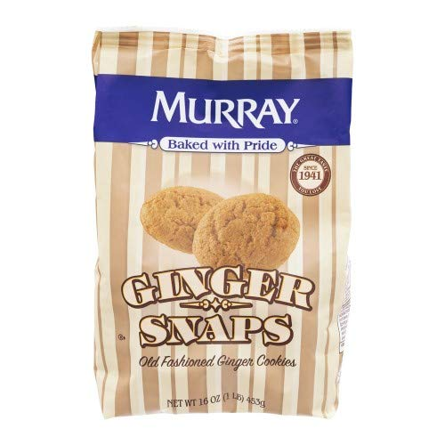 Murray Ginger Snaps (Pack of 24)
