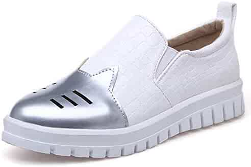 d151a69ca589 Shopping Silver - Platform - Loafers   Slip-Ons - Shoes - Women ...
