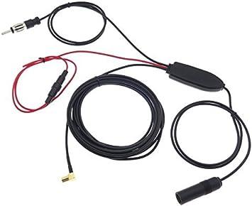 Dab Antenne Splitter Mit Verstärker Smb Verteiler Elektronik