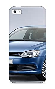 TYH - K5556 Tpu Case Skin Protector For Iphone 6 plus 5.5 Volkswagen Polo With Nice Appearance phone case