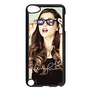 Customize American Famous Singer Ariana Grande Back Case for ipod Touch 5 JNIPOD5-1306