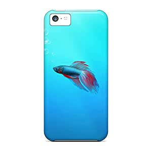 Hot CLQ38954eYpS Betta Fish Cases Covers Compatible With Iphone 5c