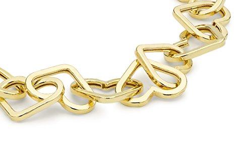 Carissima Gold - Bracelet - 1.22.7862 - Femme - Or Jaune 375/1000 (9 Cts) 3.6 Gr