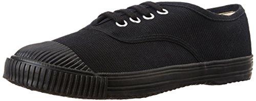BATA Boy's Tennis Black Formal Shoes
