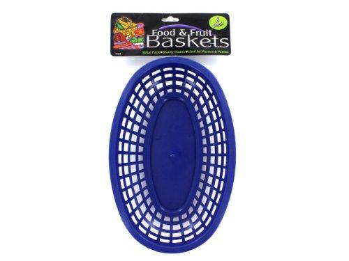 Oval Food & Fruit Basket - Pack of 96