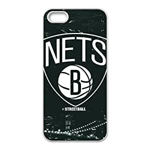 Happy brooklyn nets logo Phone Case for Iphone 5s
