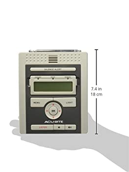 Acurite 08510otp Noaa Tabletop Weather Radio With S.a.m.e. 3