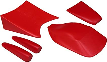 Spoiler Pinewood Derby Car Plastic Accessory