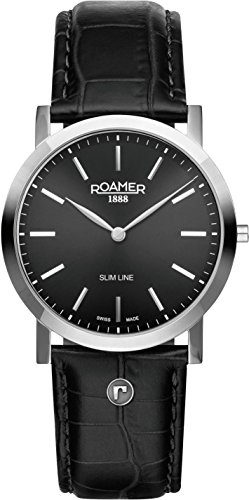 Roamer CLASSIC LINE GENTS 937830 41 50 09 Mens Wristwatch Swiss Made