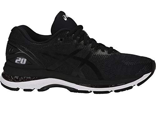 20 Womens Nimbus Gel Asics Trainers Black Running 0w6EnSqxv