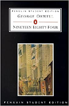 Book's Cover of NINETEEN EIGHTY FOUR: Penguin (Penguin Student Editions) (Inglés) Tapa blanda – 1 abril 2002