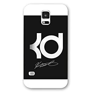 For LG G2 Case Cover over - Diy White Frosted For LG G2 Case Cover , NBA Superstar Oklahoma City Thunder Kevin Durant For LG G2 Case Cover