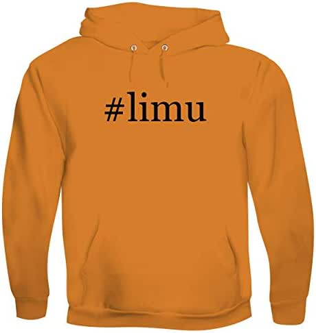 #limu - Men's Hashtag Soft & Comfortable Hoodie Sweatshirt Pullover