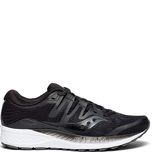 Saucony Ride ISO Women 9.5 Black