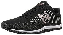 New Balance Women's WX20BP7 Minimus Training Shoe, Black, 7.5 B US