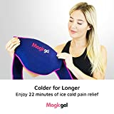 Back Pain Relief Gel Pack: Hot or Cold Ice Packs