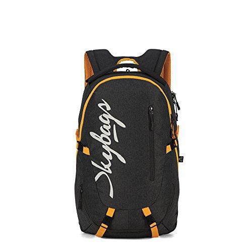 Skybags Weekender 33.048 Ltrs Grey Hiking Backpack (LPBPNIC2GRY)