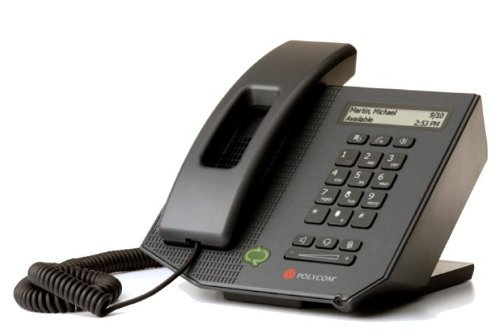 Polycom CX300 Desktop Phone Microsoft Office Communication Server 2007 (Certified Refurbished) by Polycom