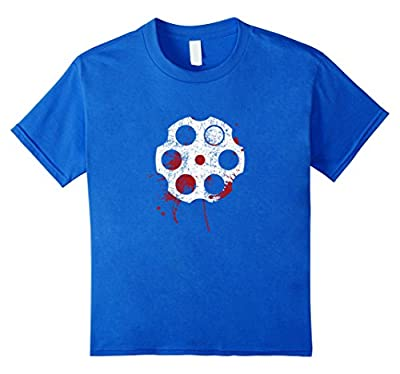 Redemption Blood Gun Revolver Shirt Funny Gift