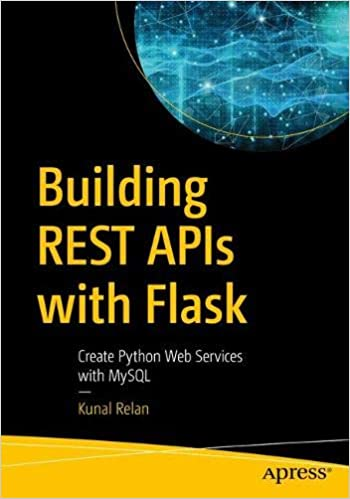 Building REST APIs with Flask: Create Python Web Services
