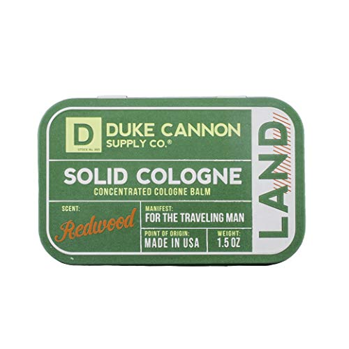 Duke Cannon Solid Cologne 1 5oz product image