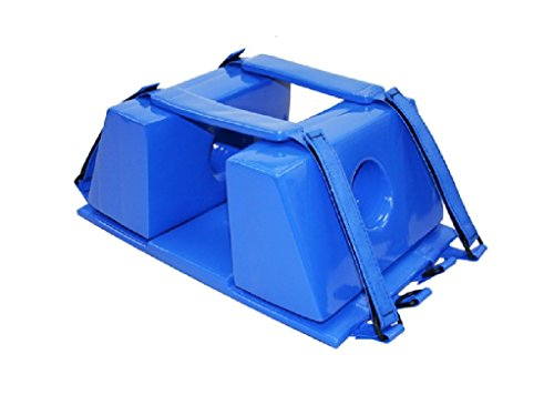 Moore Medical Head Immobilizer Head Immobilizer Blue - Each by MOORE Medical