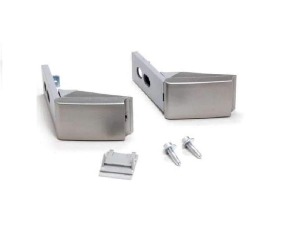 Caple CAFF19BK CAFF19SI External Inline Water Filter Cartridge for Caple Refrigerator Appliances Fridge Freezers