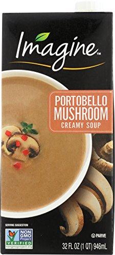 Imagine Creamy Mushroom Soup, 32 oz