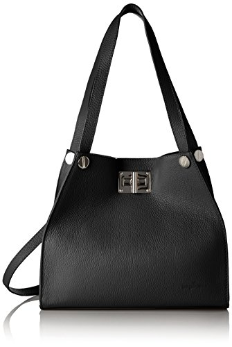 Mujer schwarz De Negro Gloria Shoppers Bags4less Y Bolsos Hombro wPSY4q8H