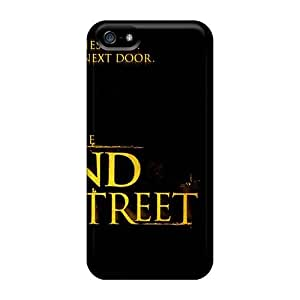 Ideal DaMMeke Case Cover For Iphone 5/5s(house At The End Of The Street Movie), Protective Stylish Case