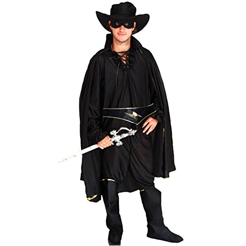 BlueSpace Costumes for Men Knight Halloween Theme Party Cosplay Adult Costume