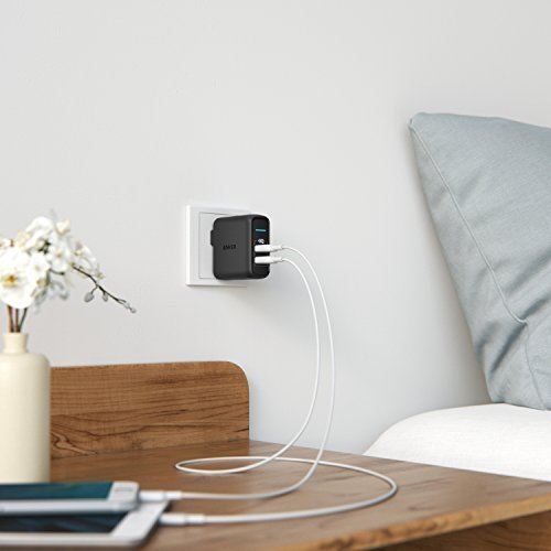 Anker-Elite-Dual-Port-24W-USB-Travel-Wall-Charger-PowerPort-2-with-PowerIQ-and-Foldable-Plug-for-iPhone-7-7-Plus-6s-6s-Plus-iPad-Pro-Air-2-mini-3-mini-4-Samsung-Note-4-and-More