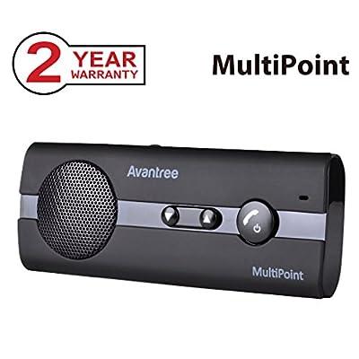 Avantree Auto Power On Bluetooth Car Kit