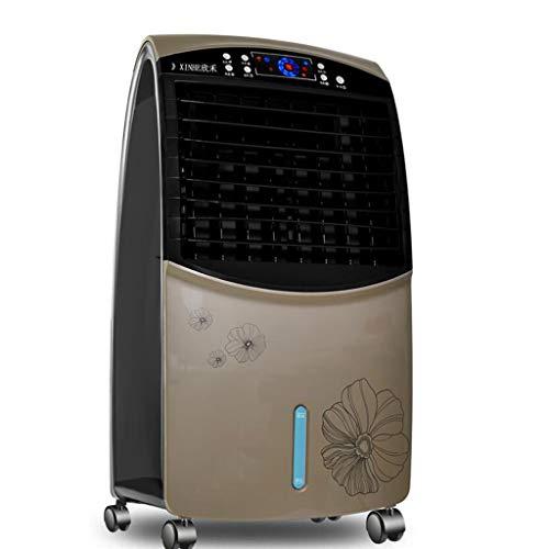 Aire Acondicionado Ventilador Calefacción y refrigeración Mando a Distancia Ventilador de refrigeración Enfriador...
